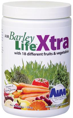 Aim Barleylife Xtra Nz
